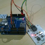 Sammankoppling av Ethernet och RFID