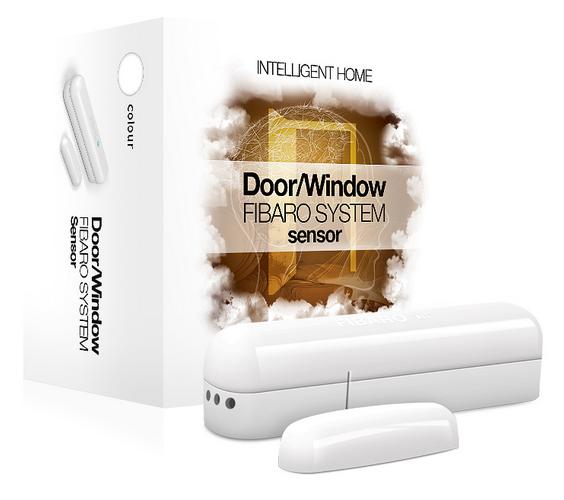 Test av Fibaro dörr och fönstersensor FGK-001(-007)