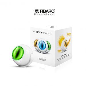 Test av Fibaro Motion Sensor v2.6 FGMS-001