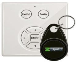Test - Zipato Mini Keypad RFID / Z-Wave
