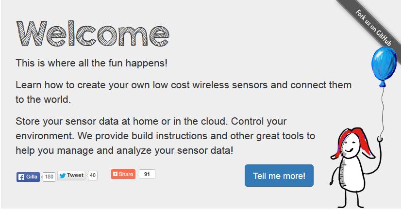 Guide: Arduino sensorer till Veran med MySensors