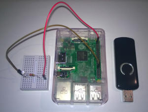 Raspberry Pi 2 & Windows Iot Core