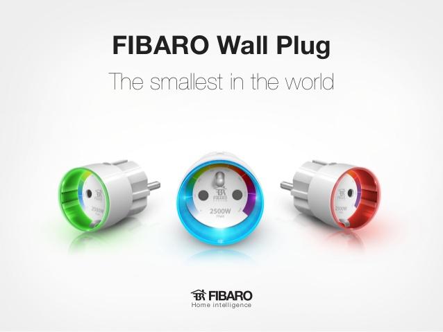 Fibaro Wall plug 2 har kommit!