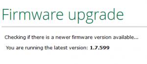 Firmware 17599
