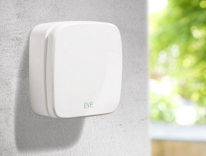 Elgato Eve för Apple HomeKit