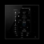 ZipaTile, en intressant hemautomationskontroller med pekskärm