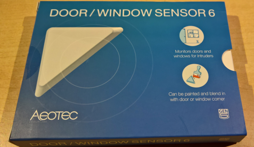 AeoTec Door window sensor