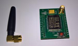 Tips - A6, ett chip med gsm stöd!