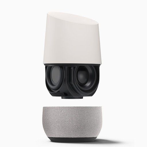 Google Home - Röststyrd smart-hem-assistent
