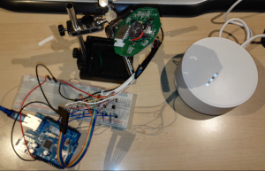 Min Arduino Gateway som fram tills nu skött mina Trådfri lampor