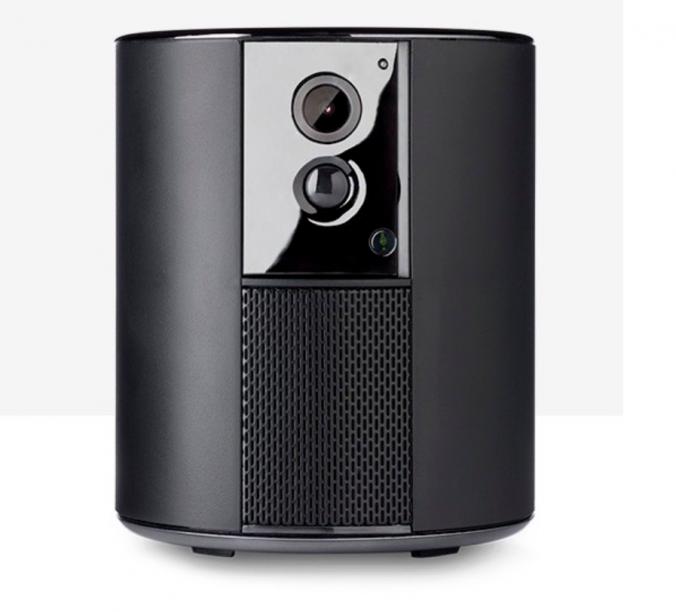Somfy One en smart kamera med larm och övervaknings funktion