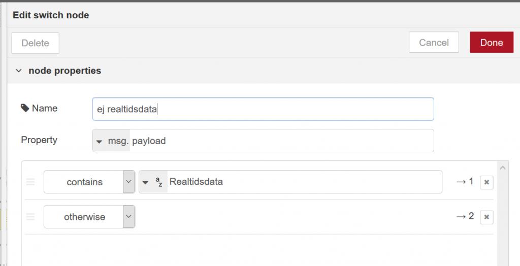 Genom att lägga till ännu ett filter kunde jag få bort sensorer som inte uppdaterades på hemsidan.