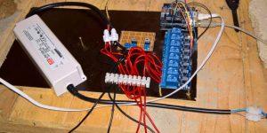 Arduino Led Power Supply