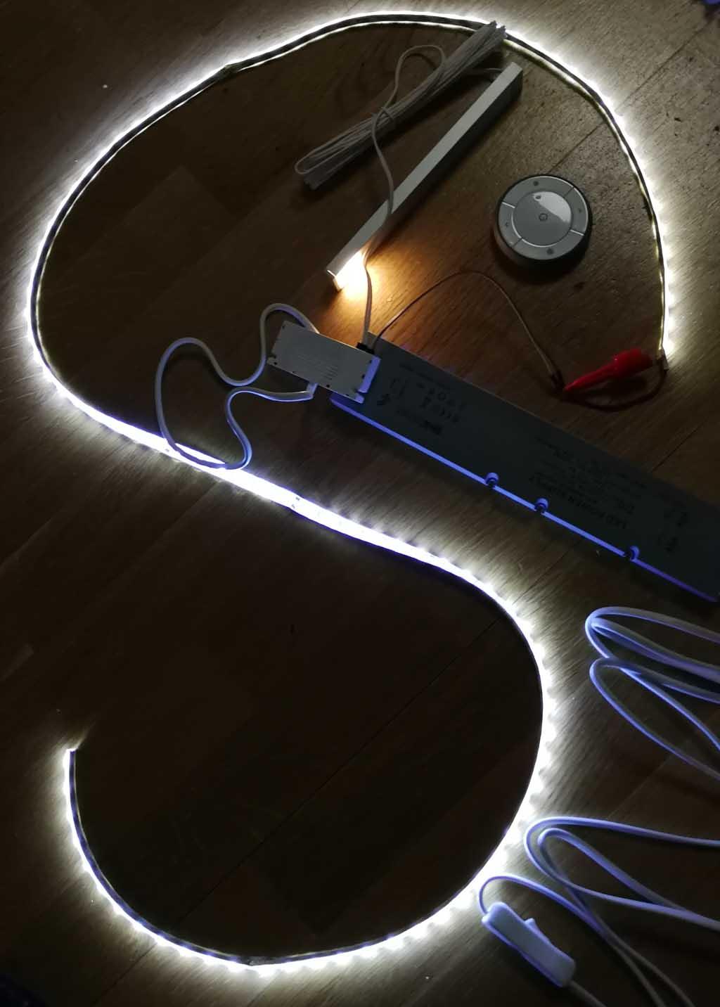 Test: Hur bra fungerar Trådfri Led Power Supply från IKEA
