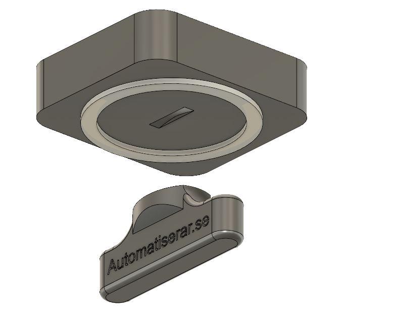 Xiaomi Aqara - Nyckel till batteriluckan