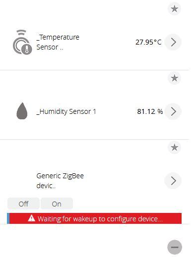 2 av 3 sensorer i Xiaomi aqara fungerar i vera