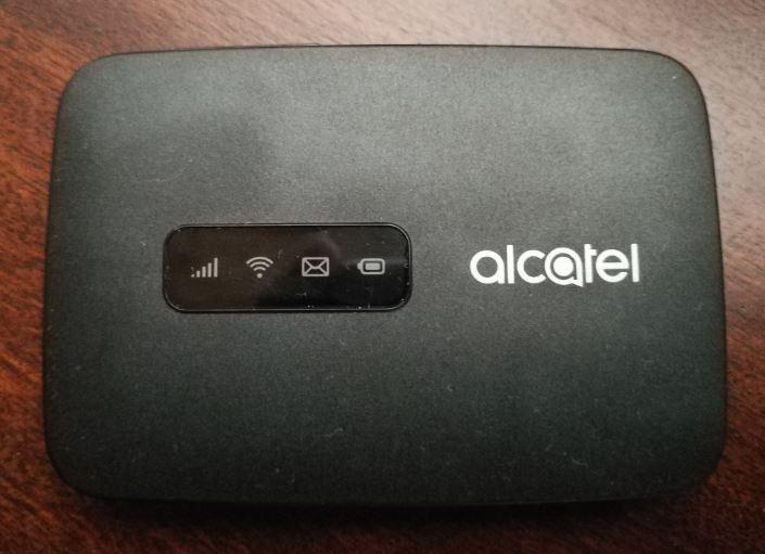 Alcatel wifi modem