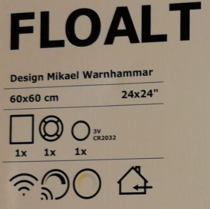 FLOALT 60x60cm