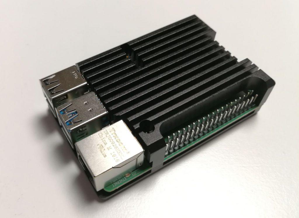 Installation av HASS.IO på en Raspberry pi4