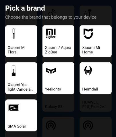 Xiaomi Mi i Homey