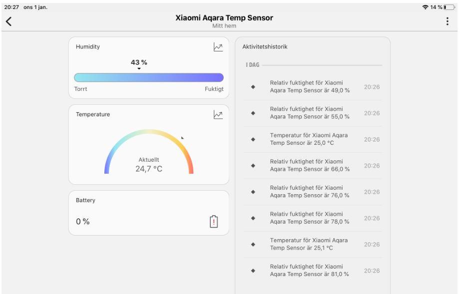 Xiaomi Aqara Med SmartThings
